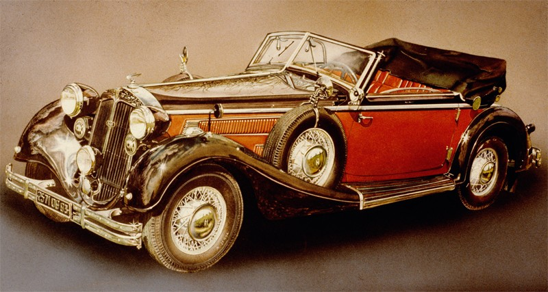Horch 853 A - 1939