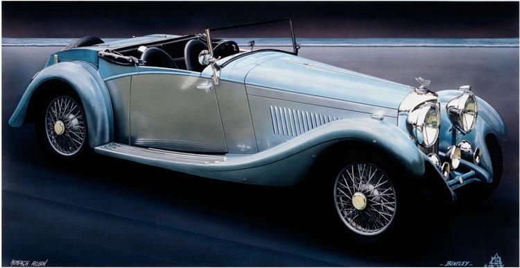 Bentley G