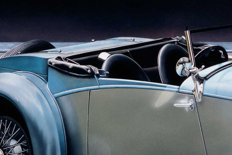 Bentley F