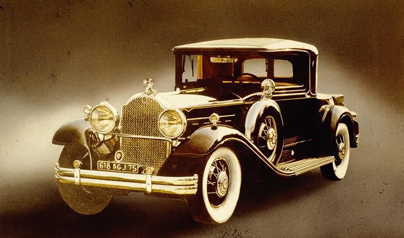 Packard Série 340 coupé (1930)