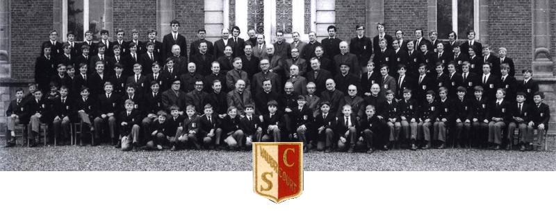 Photos des membres de l'internat Saint-Casimir